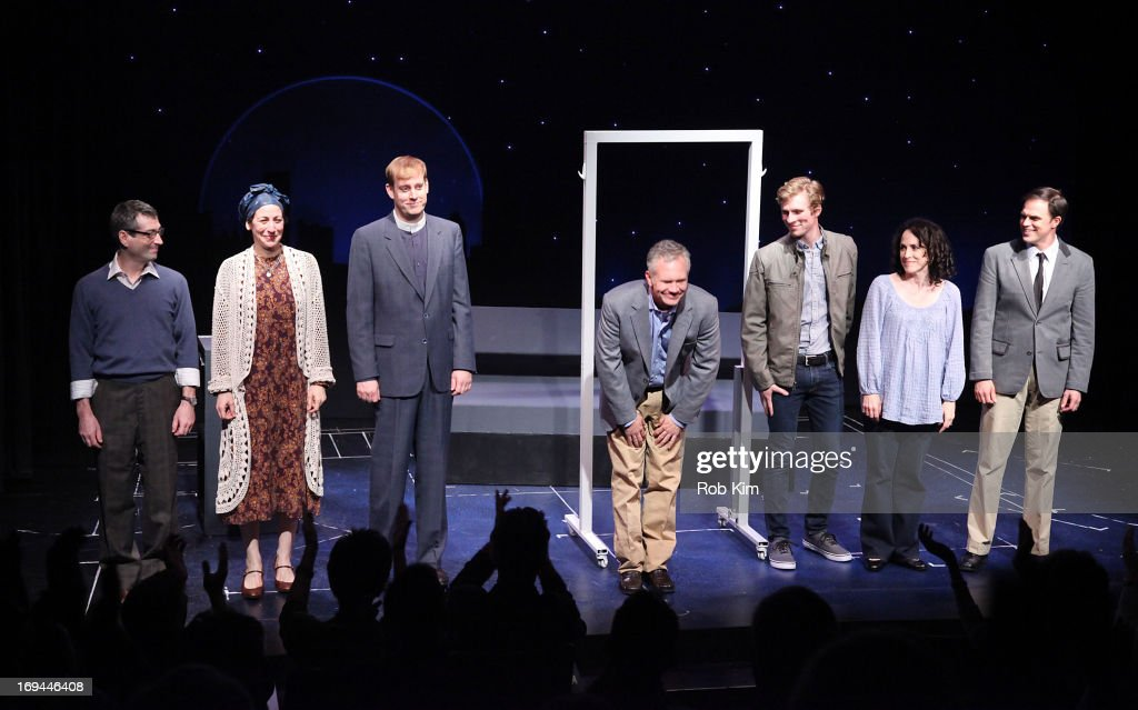 """2013 Gayfest NYC Festival: """"Moonlight And Love Songs"""" Opening Night - Curtain Call"""