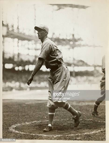 Robert Moses Grove the mighty left hander of the world champion Athletics became a shareholder of the American League record of sixteen consecutive...
