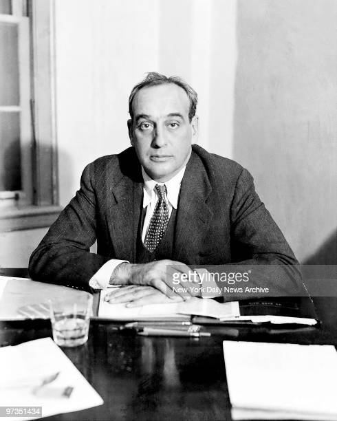 Robert Moses on election night