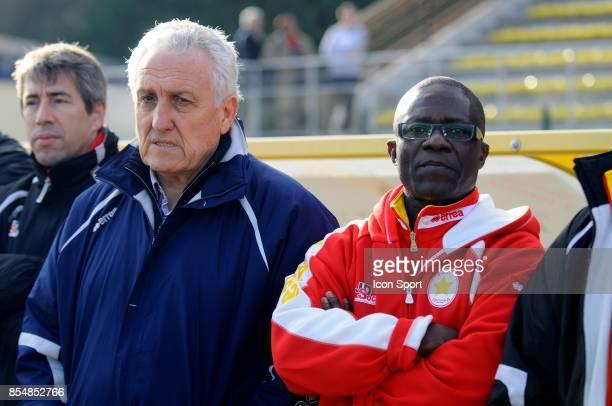 Robert NOUZARET / Otis NGOMA Congo / Gabon Amical ManteslaJolie