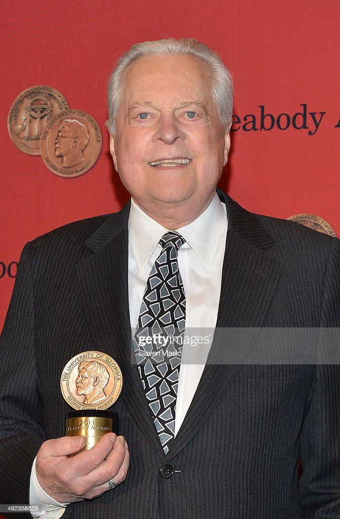 Robert Osborne attends 73rd Annual George Foster Peabody awards at The Waldorf=Astoria on May 19 2014 in New York City