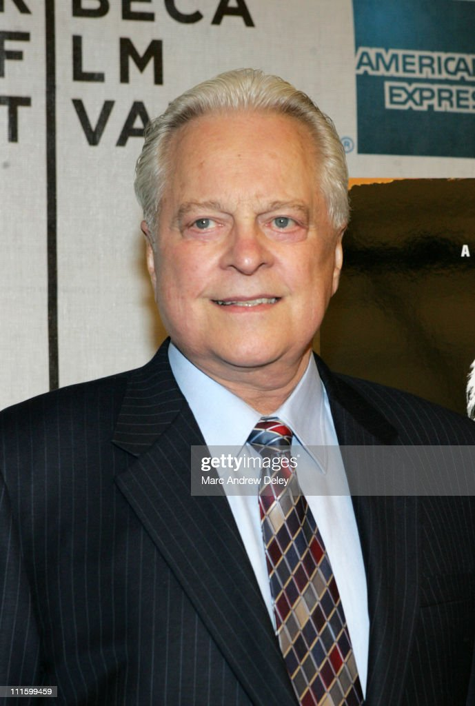 Robert Osborne during 6th Annual Tribeca Film Festival 'Brando' Arrivals at Michael Schimmel Center for the Arts at Pace University in New York New...