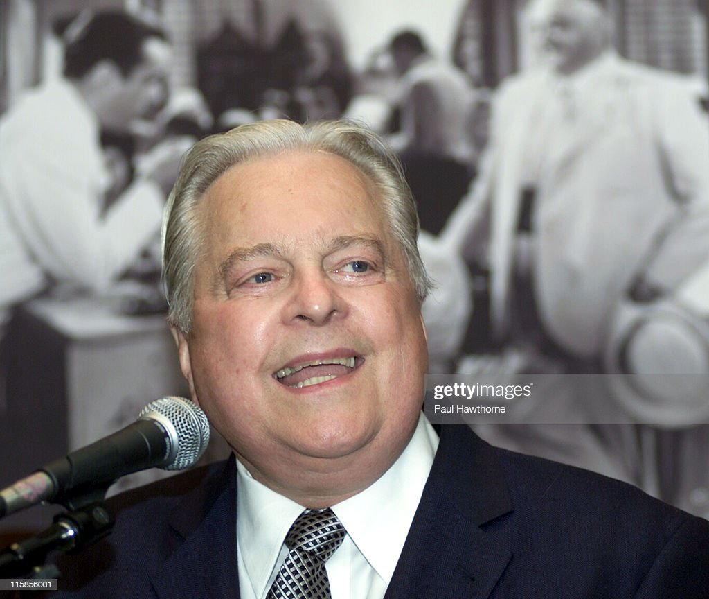 Robert Osborne during 'Casablanca' 60th Anniversary Event Press Conference at Alice Tully Hall Lincoln Center in New York City New York United States