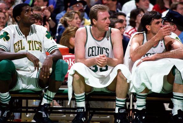 1992 NBA Playoffs : News Photo