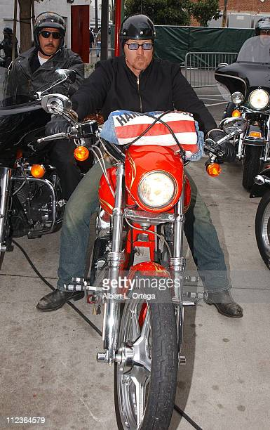 Robert Patrick during The 20th Love Ride For MDA at Glendale Harley Davidson in Glendale California United States