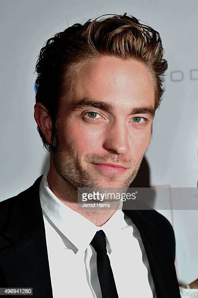 Robert Pattinson arrives at the 8th Annual GO Campaign Gala at Montage Beverly Hills on November 12 2015 in Beverly Hills California