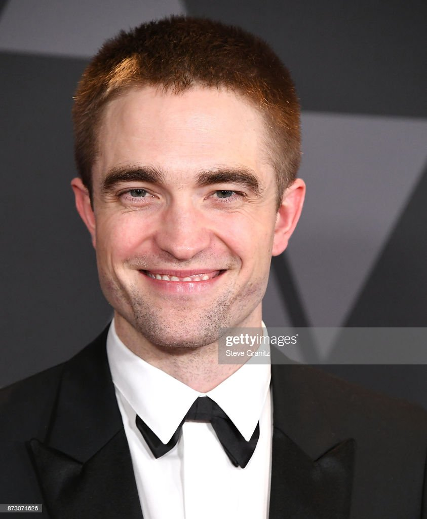Robert Pattinson arrives at the Academy Of Motion Picture Arts And Sciences' 9th Annual Governors Awards at The Ray Dolby Ballroom at Hollywood & Highland Center on November 11, 2017 in Hollywood, California.