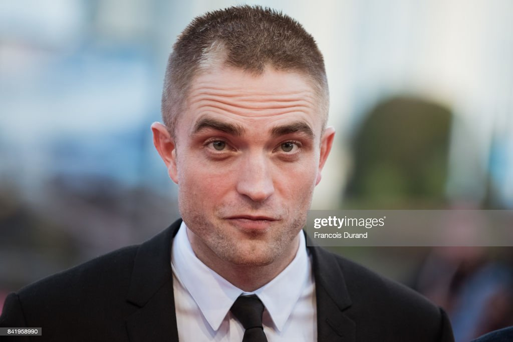 Robert Pattinson arrives for the screening of the film 'Good Time' during the 43rd Deauville American Film Festival on September 2, 2017 in Deauville, France.