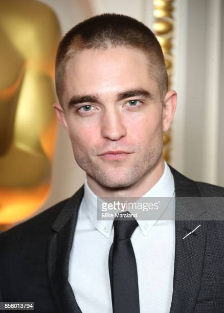 Robert Pattinson at the Academy of Motion Picture Arts and Sciences New Members Partyat Spencer House on October 5 2017 in London England
