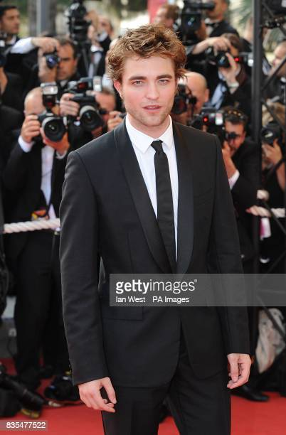 Robert Pattinson at the Palais de Festival during the 62nd Cannes Film Festival France