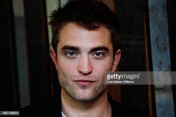 Robert Pattinson attends a photo call for 'The Rover' as part of the Sydney Film Festival at Sydney Theatre on June 6 2014 in Sydney Australia