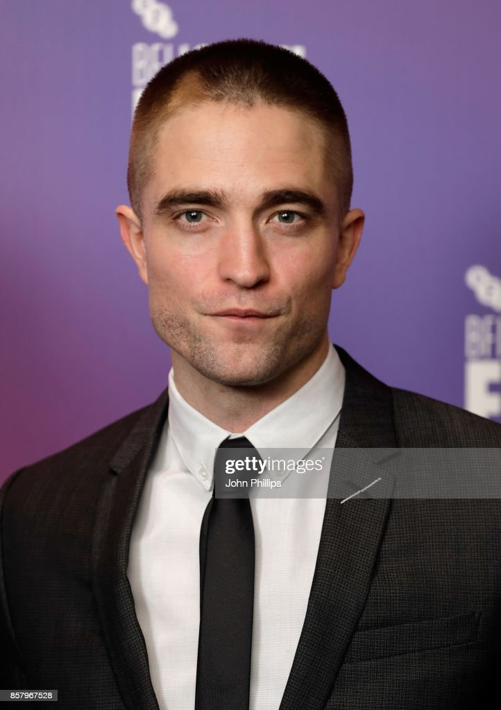 Robert Pattinson attends a screening for 'Good Time' during the 61st BFI London Film Festival on October 5, 2017 in London, England.