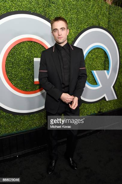 Robert Pattinson attends the 2017 GQ Men of the Year party at Chateau Marmont on December 7 2017 in Los Angeles California