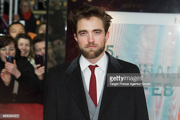 Robert Pattinson attends the 'Life' premiere during the 65th Berlinale International Film Festival at Zoo Palast on February 9 2015 in Berlin Germany