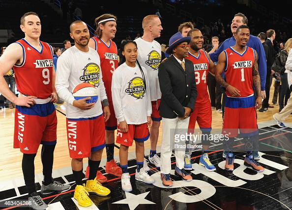 Top 10 Moments of the NBA All-Star Celebrity Game - YouTube