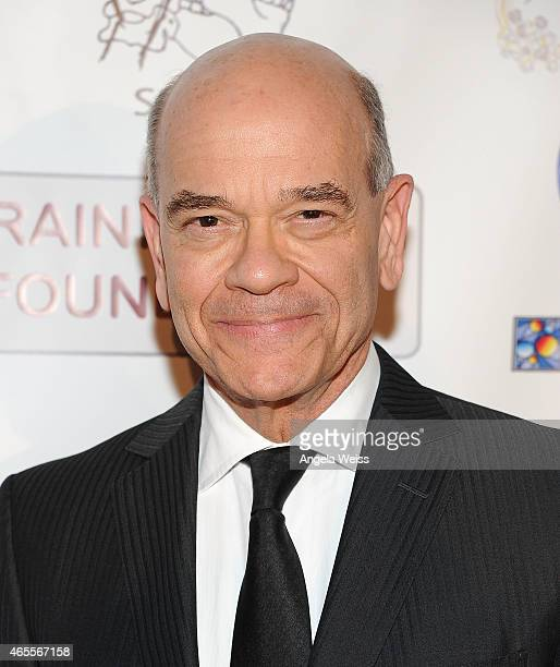 Robert Picardo attends Society For Brain Mapping And Therapeutics 12th Annual World Congress Black Tie Gala at Millennium Biltmore Hotel on March 7...