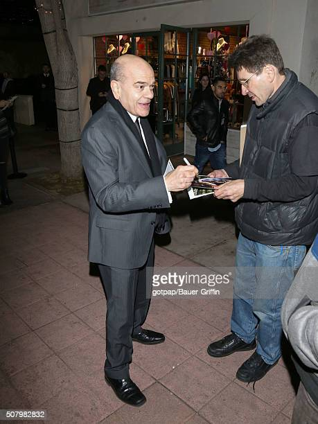 Robert Picardo is seen on February 01 2016 in Los Angeles California