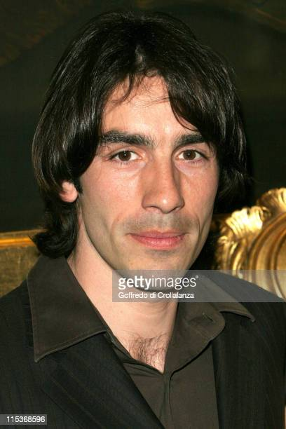 Robert Pires during The Renault French Film Season 2005 Press Launch at Institute of Directors in London Great Britain