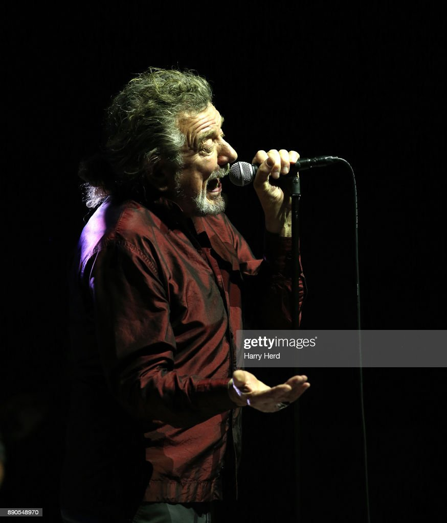 Robert Plant Performs At Guildhall, Portsmouth