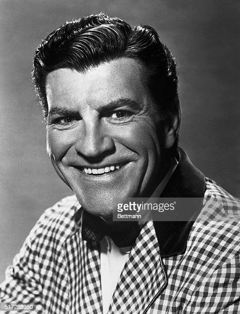 1967 Robert Preston recreates his Broadway stage role of fasttalking Professor Harold Hill in the film version of Meredith Willson's 'The Music Man'...