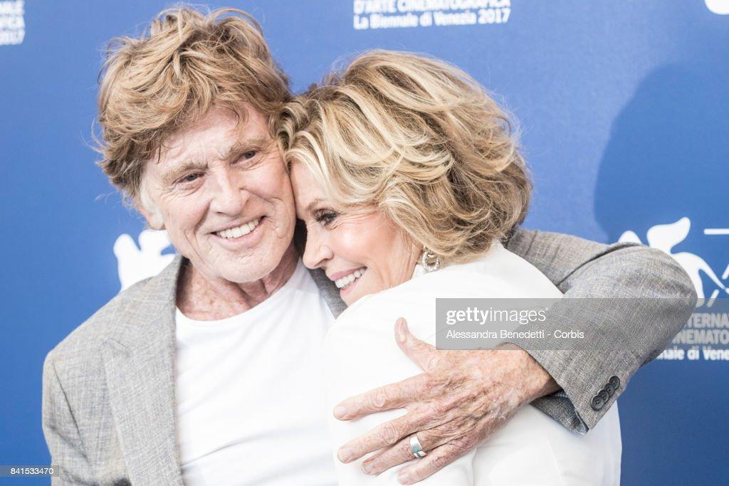 Venice Film Festival Honors Jane Fonda and Robert Redford