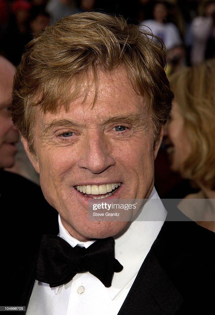 Robert Redford during The 74th Annual Academy Awards - Arrivals at Kodak Theater in Hollywood, California, United States.