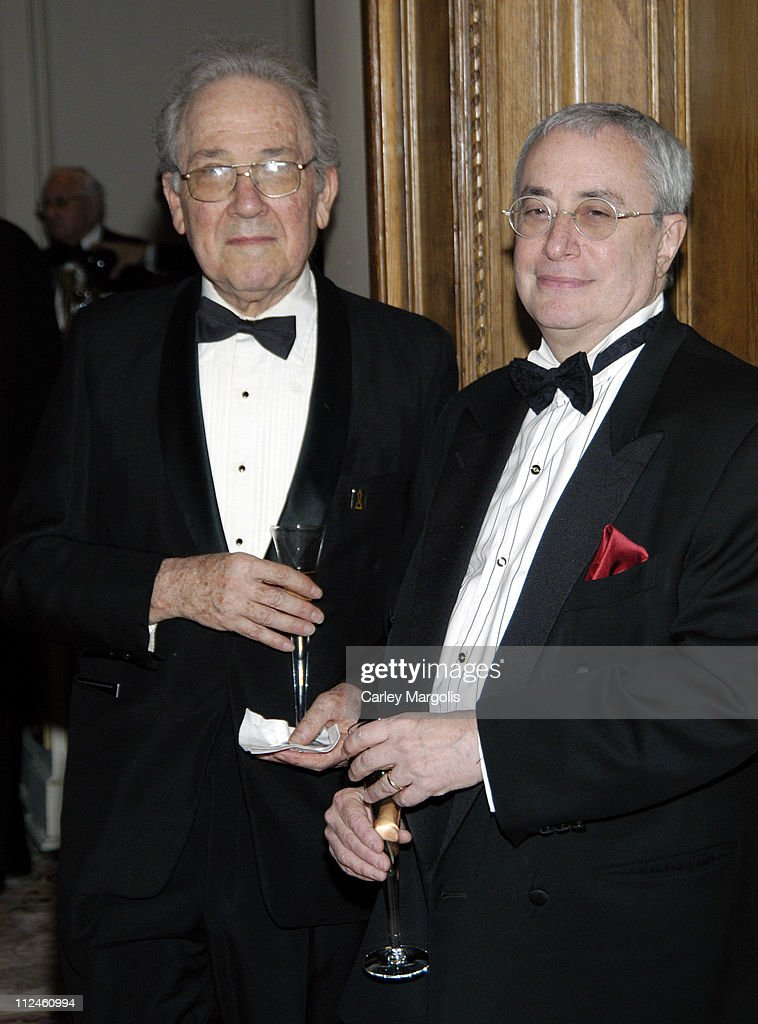 Robert Richter and Ken Ascher during The Academy of Motion Picture Arts and Sciences Official New York Oscar Night 2006 Celebration at St. Regis Hotel in New York City, New York, United States.