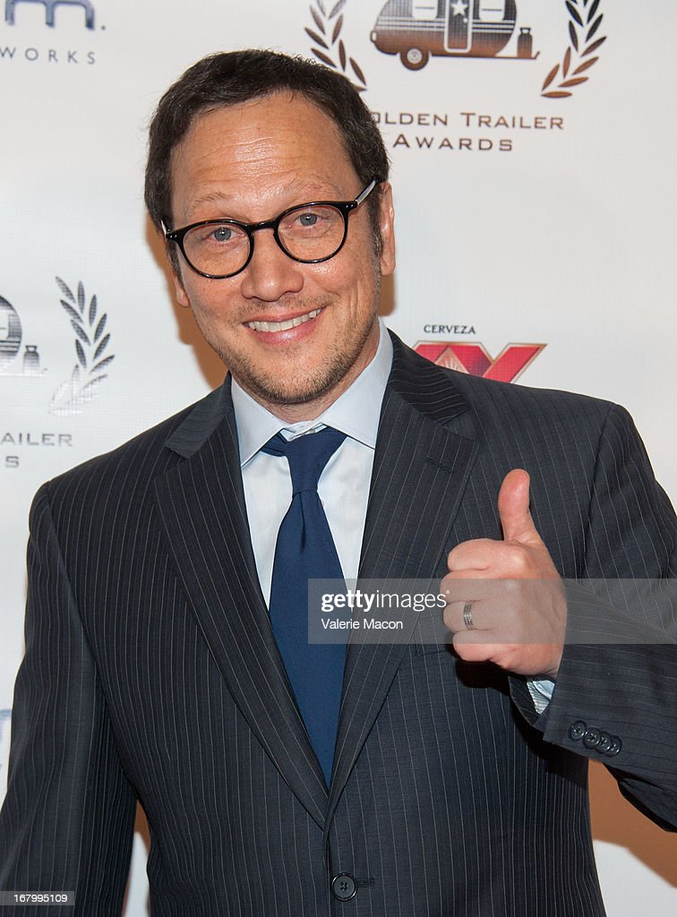 Robert Schneider arrives at the 14th Annual Golden Trailer Award at Saban Theatre on May 3, 2013 in Beverly Hills, California.