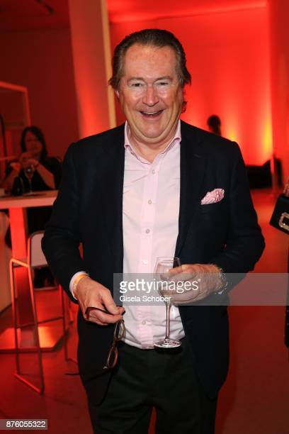 Robert SchulerVoith during the PIN Party 'Let's party 4 art' at Pinakothek der Moderne on November 18 2017 in Munich Germany