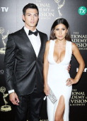 Robert Scott Wilson arrives at the 41st Annual Daytime Emmy Awards held at The Beverly Hilton Hotel on June 22 2014 in Beverly Hills California