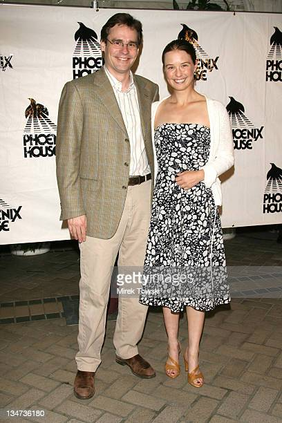 Robert Sean Leonard and his fiancee Gaby Salick during The 3rd Annual Triumph for Teens Awards Gala honoring FOX's drama 'House' at Four Seasons...