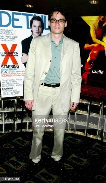 Robert Sean Leonard during The New York Premiere Of Ethan Hawke's Directorial Debut 'Chelsea Walls' at Clearview's Chelsea West in New York City New...