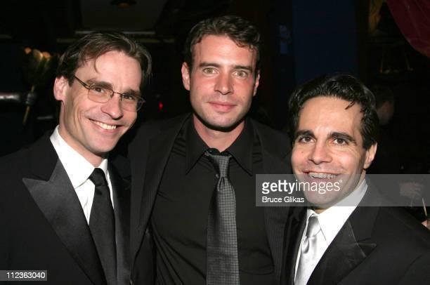 Robert Sean Leonard Scott Foley and Mario Cantone