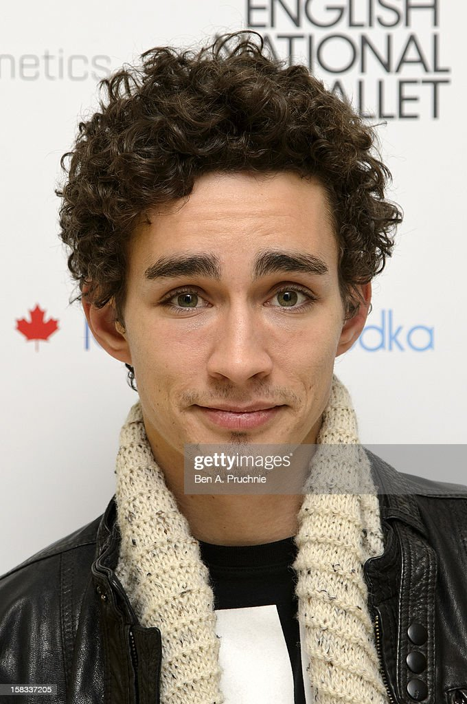 Robert Sheehan attends the English National Ballets Christmas Party at St Martins Lane Hotel on December 13, 2012 in London, England.