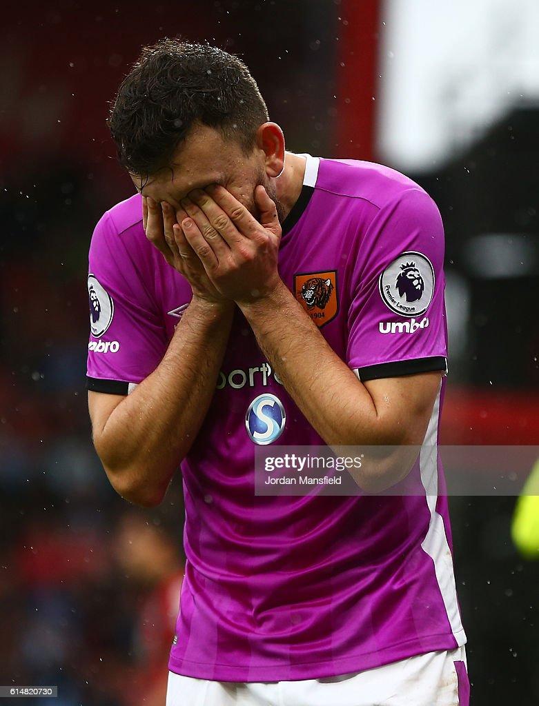 AFC Bournemouth v Hull City - Premier League