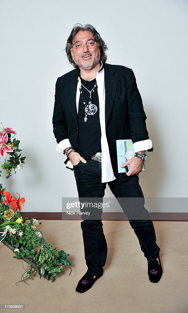 Robert Tchenguiz attends the Masterpiece Midsummer Party in aid of Marie Curie at The Royal Hospital Chelsea on July 2, 2013 in London, England.