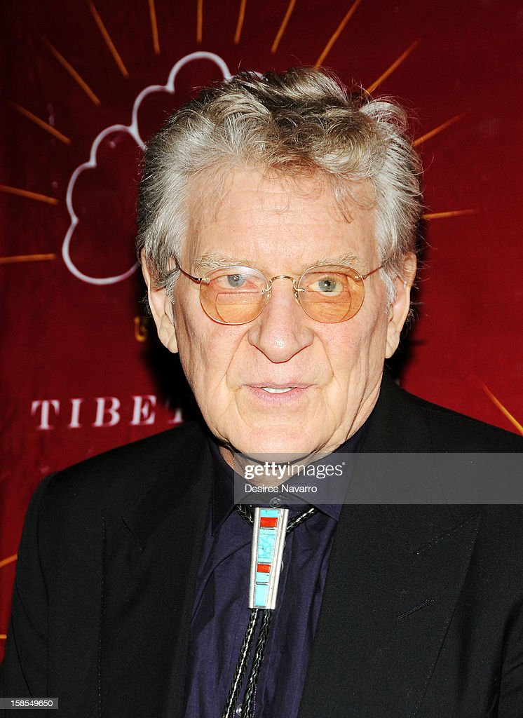 <a gi-track='captionPersonalityLinkClicked' href=/galleries/search?phrase=Robert+Thurman+-+Buddhist+Writer&family=editorial&specificpeople=15404386 ng-click='$event.stopPropagation()'>Robert Thurman</a> attends the 10th annual Tibet House Benefit Auction at Christie's Auction House on December 18, 2012 in New York City.