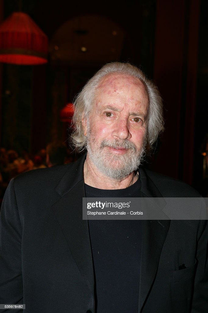 Robert Towne at the official opening dinner of the 31st American Deauville Film Festival.