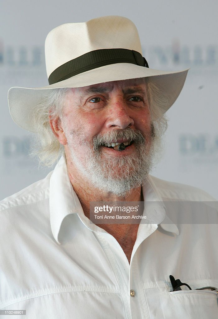 31st American Film Festival of Deauville - Robert Towne Photocall