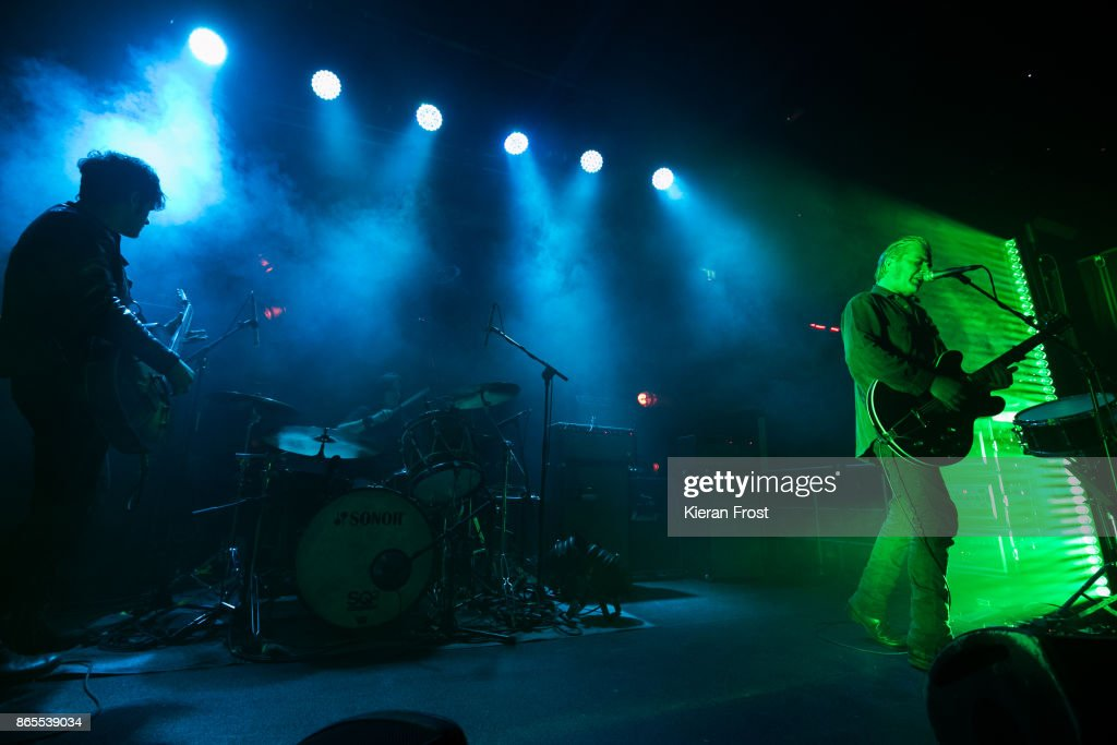 Black Rebel Motorcycle Club Perform At The Academy