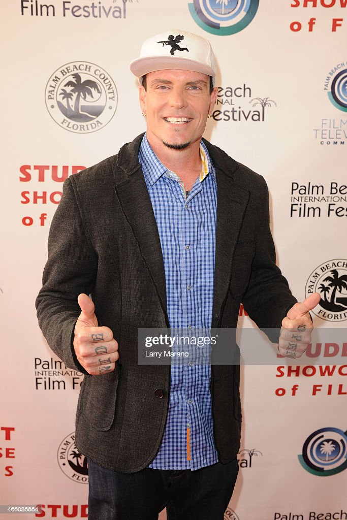 Robert Van Winkle attends the Student Filmmakers showcase at the 2015 Palm Beach International Film Awards on March 12, 2015 in Boca Raton, Florida.