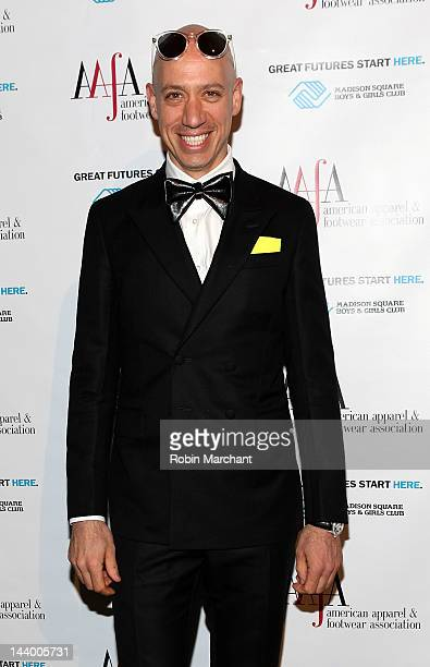 Robert Verdi attends the 34th Annual American Image Awards at Cipriani 42nd Street on May 7 2012 in New York City
