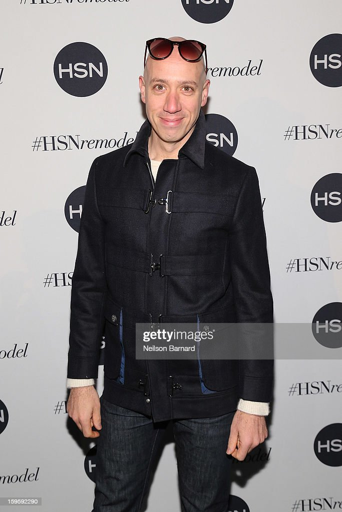 <a gi-track='captionPersonalityLinkClicked' href=/galleries/search?phrase=Robert+Verdi&family=editorial&specificpeople=209358 ng-click='$event.stopPropagation()'>Robert Verdi</a> attends the celebration of HSN Digital Redesign at Marquee New York on January 16, 2013 in New York City.