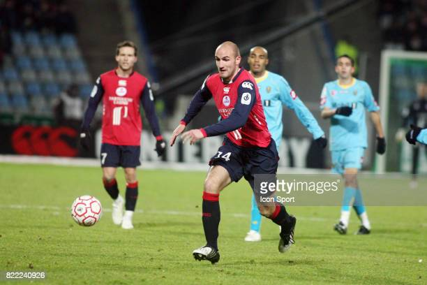 Robert VITTEK Lille / Sochaux 23eme journee de Ligue 1
