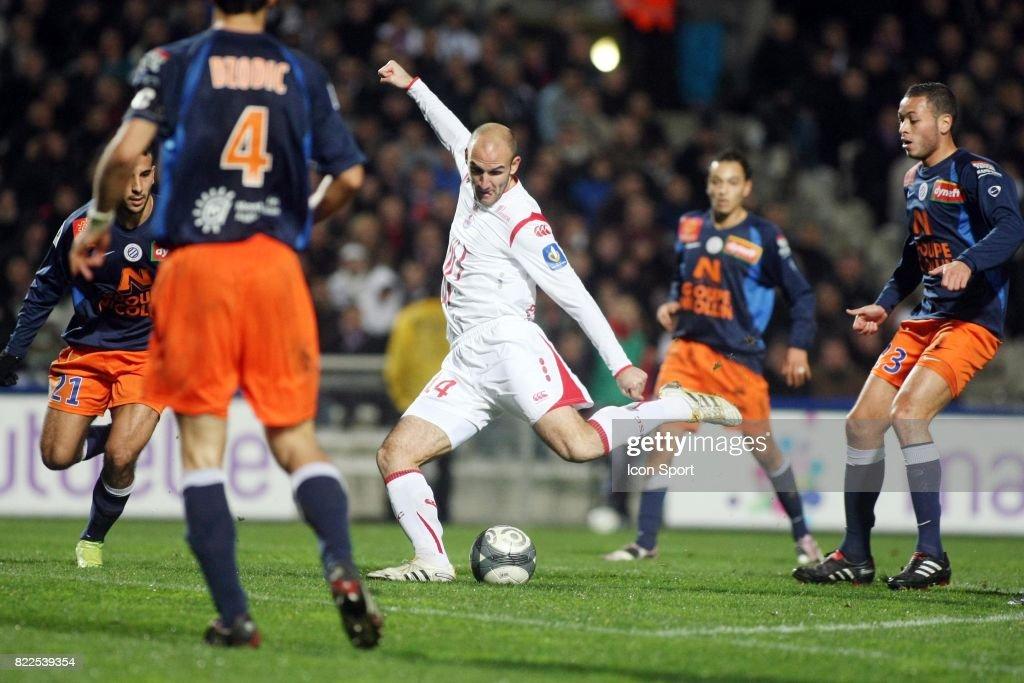 Robert VITTEK - - Montpellier / Lille - 14e journee Ligue 1, Stade de la Mosson,