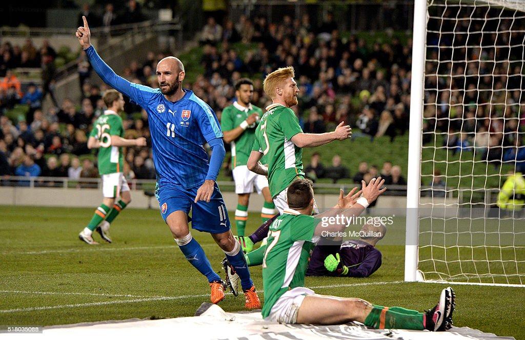 Republic of Ireland v Slovakia - International Friendly