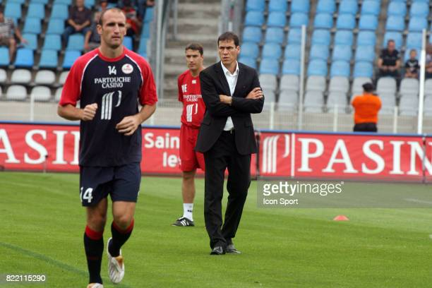 Robert VITTEK / Rudi GARCIA Lille / Bordeaux 4eme journee de Ligue 1