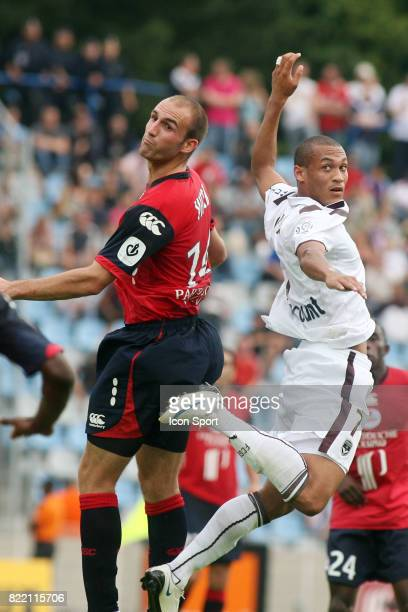 Robert VITTEK / Yoan GOUFFRAN Lille / Bordeaux 4eme journee de Ligue 1
