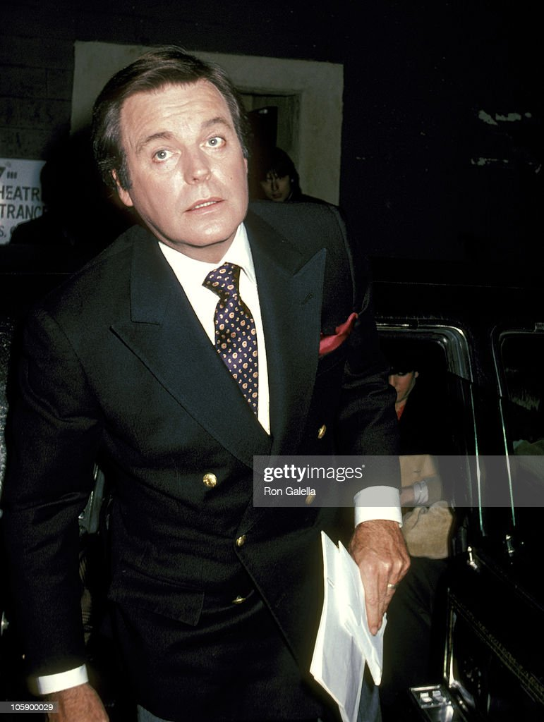 Robert wagner during robert wagner at a taping of the merv griffin