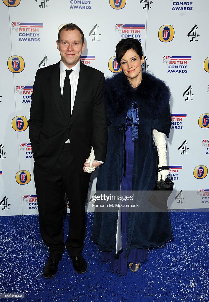 Robert Webb attends the British Comedy Awards at Fountain Studios on December 12, 2012 in London, England.